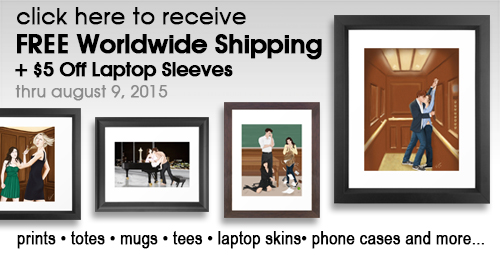 society6 free worldwide shipping promo link
