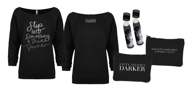 fifty shades darker prizes
