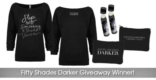 fifty shades darker giveaway winner