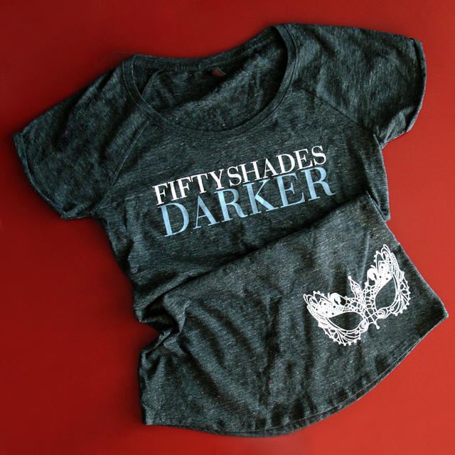 fifty shades darker t-shirt