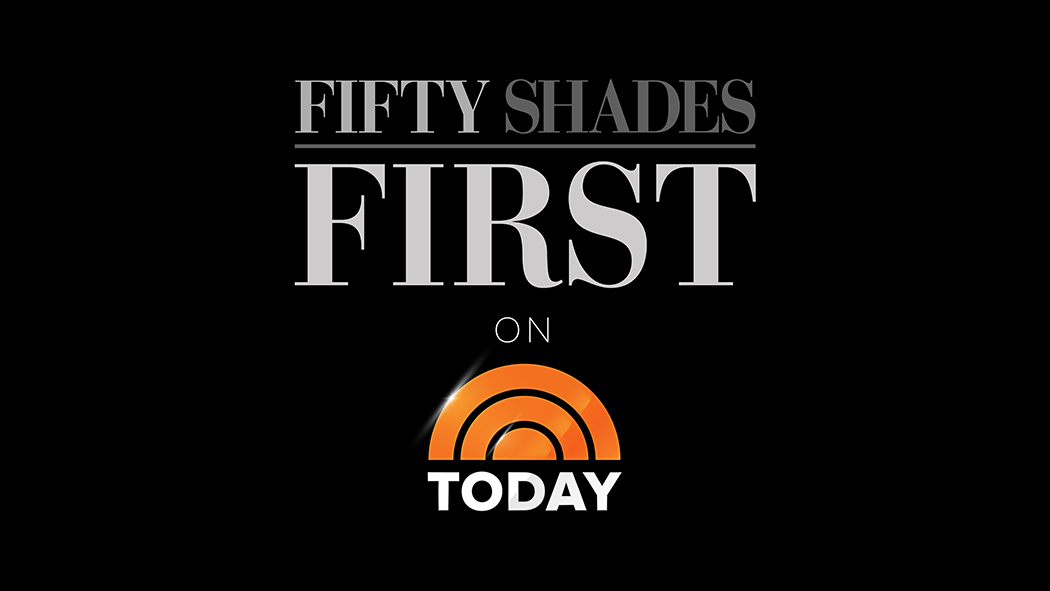 Fifty Shades First on TODAY